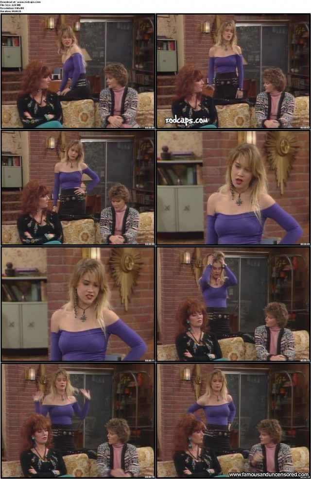 Christina Applegate Married With Children Nude Scene Sexy Celebrity