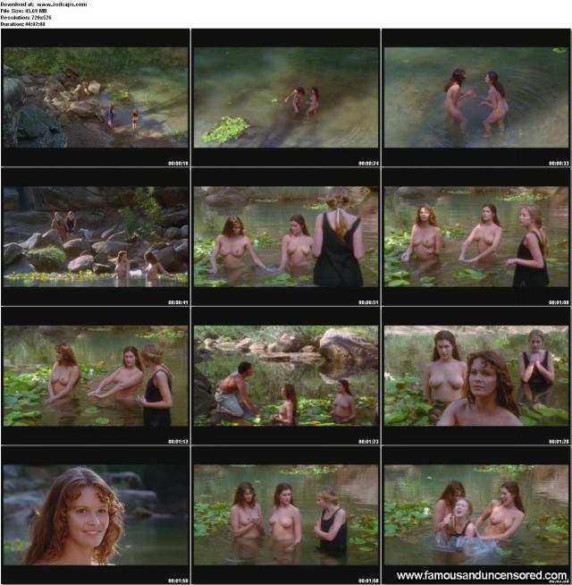 Elle Macpherson Sirens Nude Scene Sexy Beautiful Celebrity