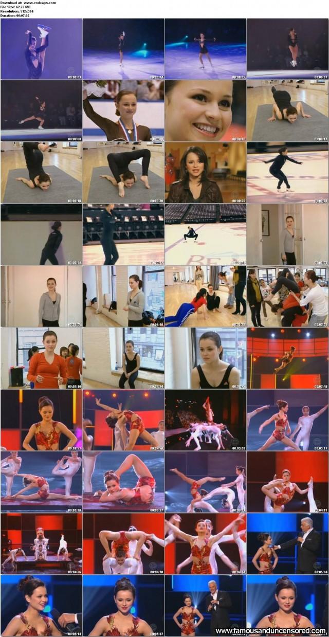 Sasha Cohen Secret Talents Of The Stars Nude Scene Beautiful