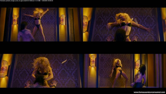 Julianne Hough Rock Of Ages Extended Sexy Nude Scene Beautiful
