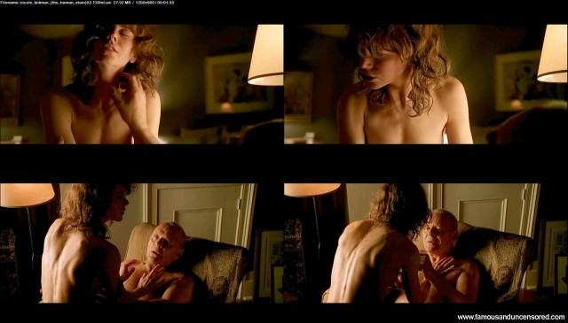 Nicole Kidman The Human Stain Nude Scene Sexy Beautiful