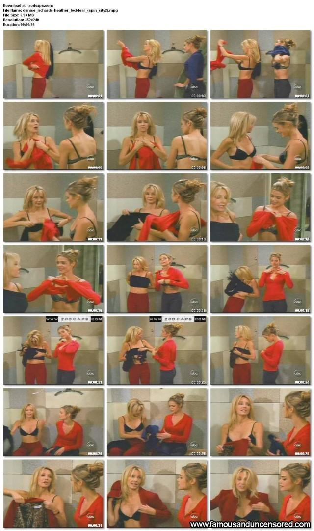 Heather Locklear Spin City Nude Scene Beautiful Celebrity Sexy