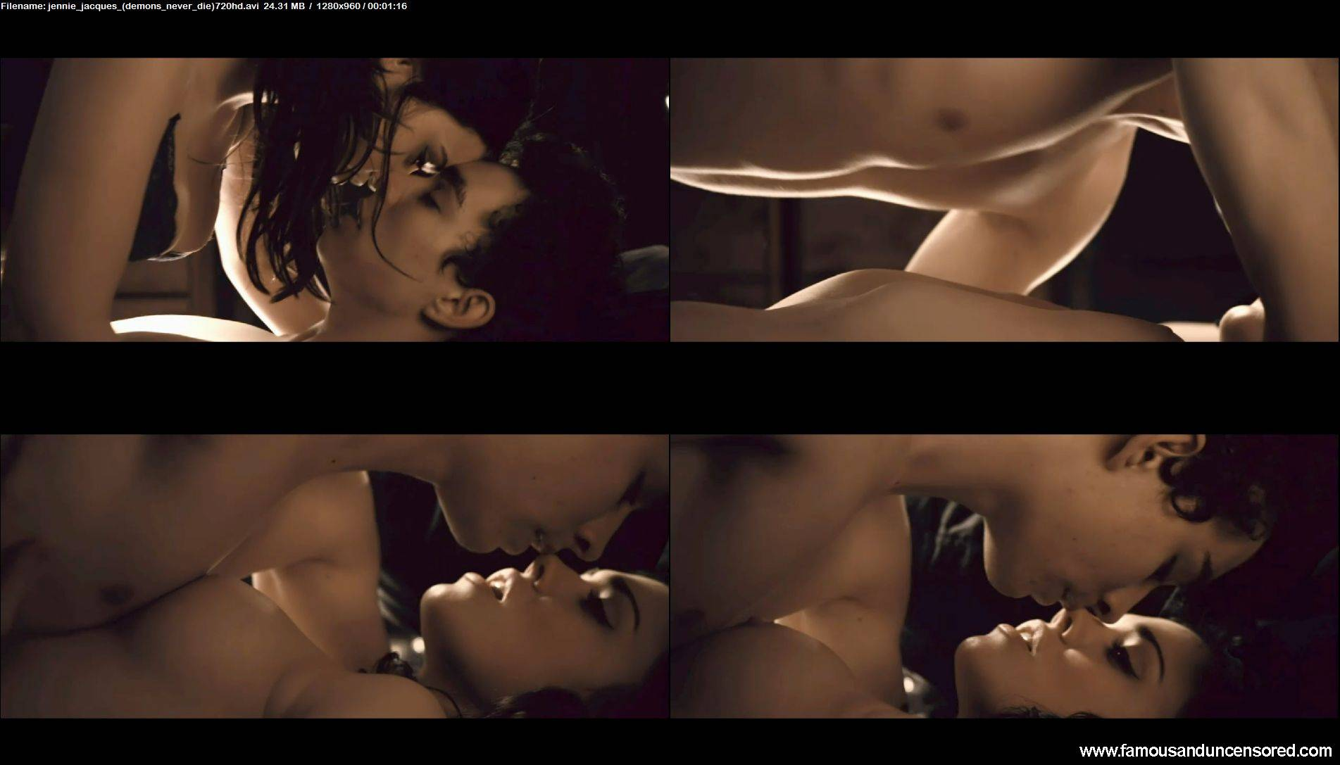 Jennie jacques hard sex scene in desperate romantics series 3