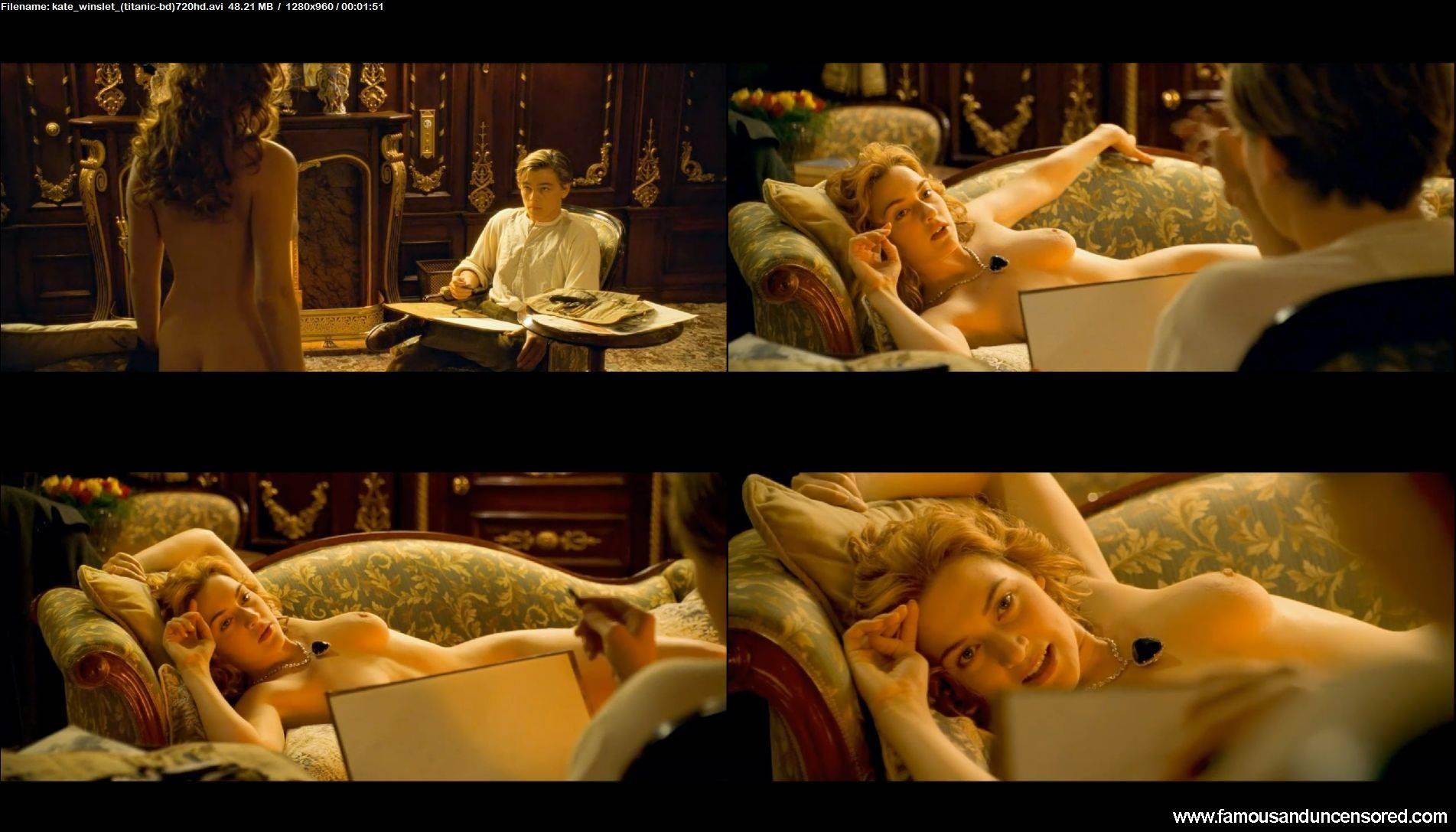 The valuable Titenic film hot scen