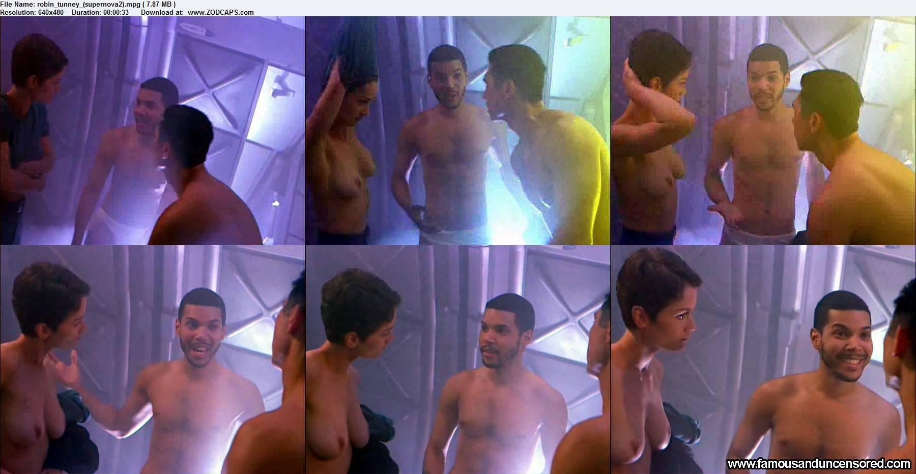 Robin Tunney Nude Scene