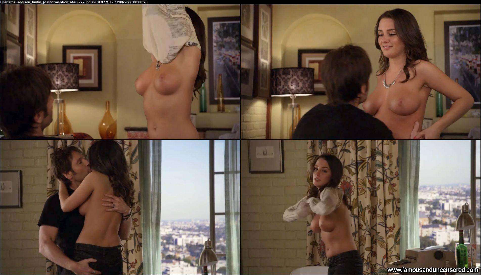 Addison timlin nude scene
