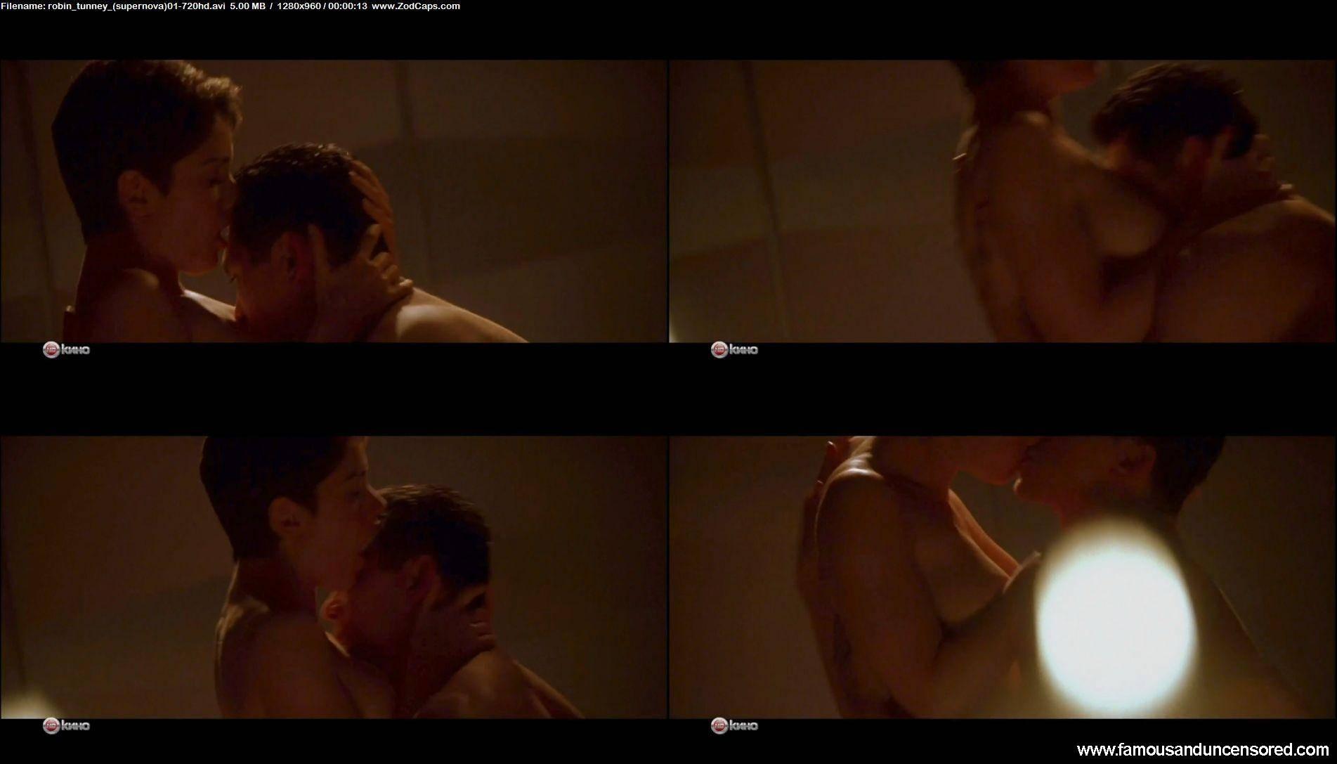 Apologise, Hot robin tunney nude pics something