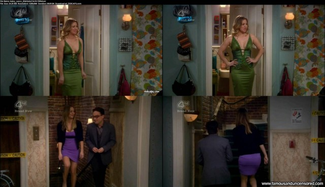 Kaley Cuoco The Big Bang Theory Celebrity Nude Scene Beautiful Sexy