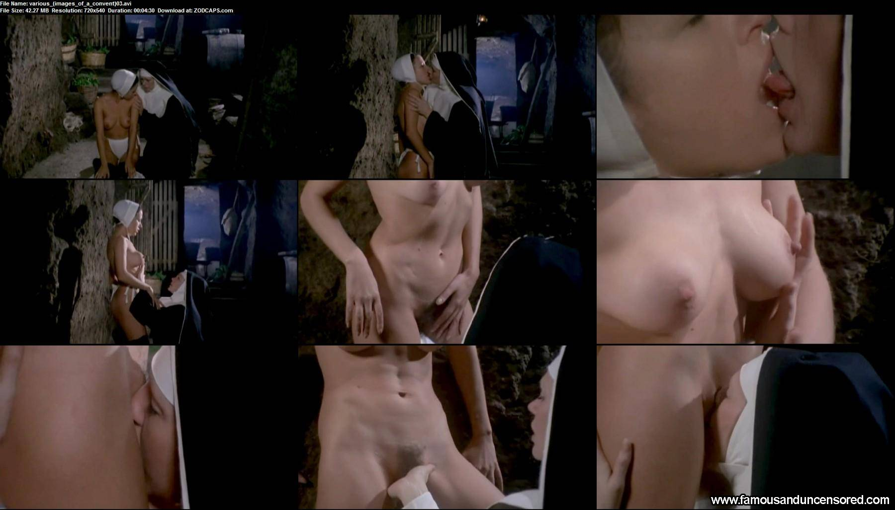 convent movie nude girls