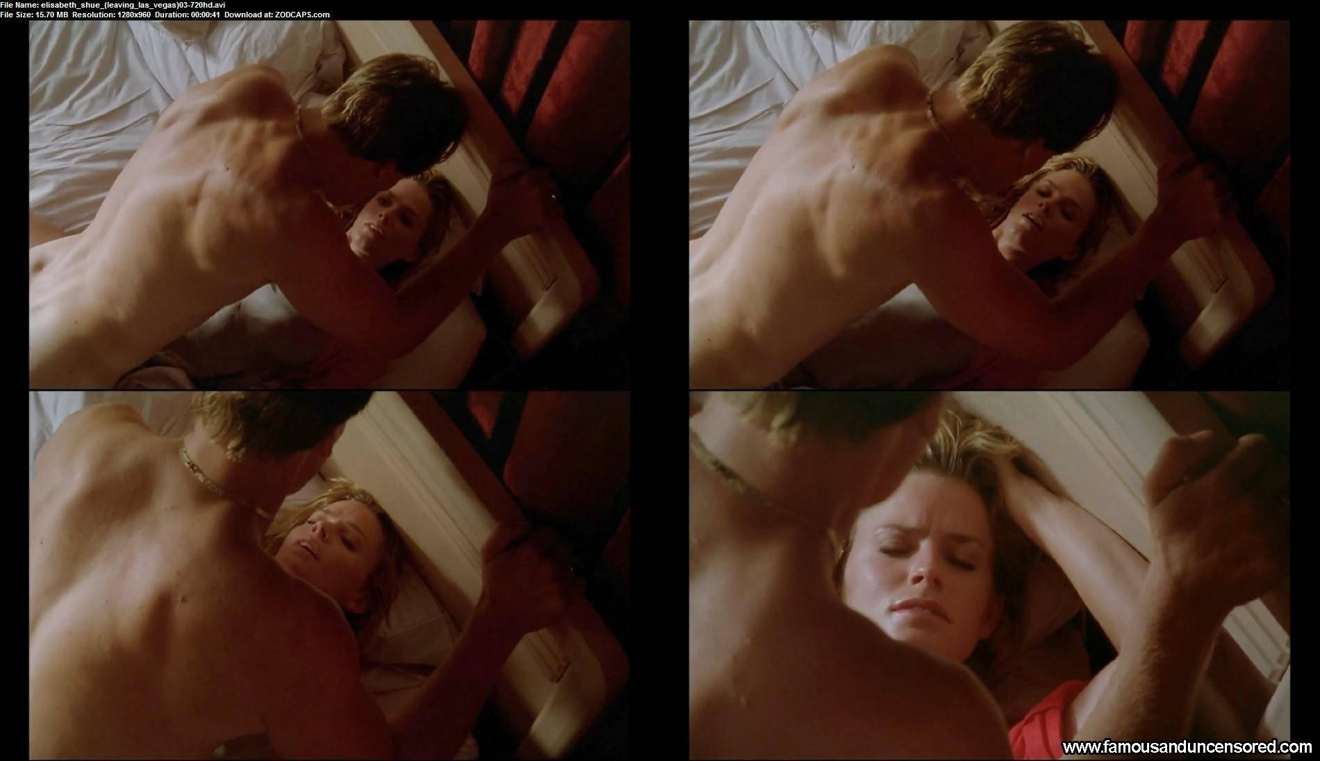 Elisabeth shue nude in what films