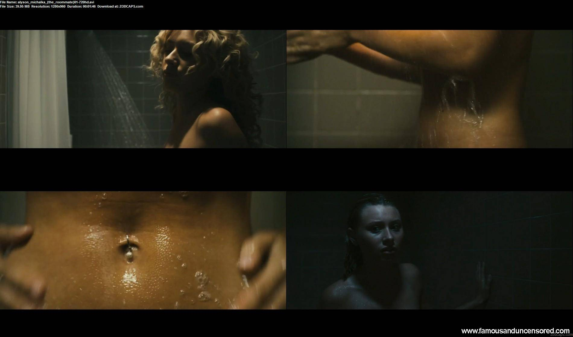 Alyson michalka naked