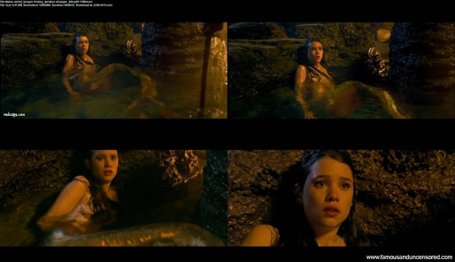 Astrid Berges Pirates Of The Caribbean On Stranger Tides Beautiful