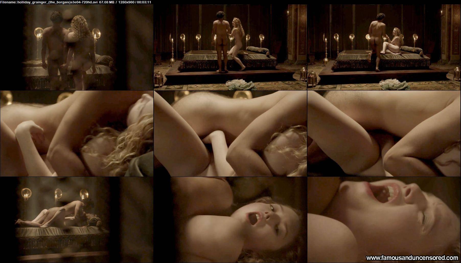 Grainger pics holliday nude