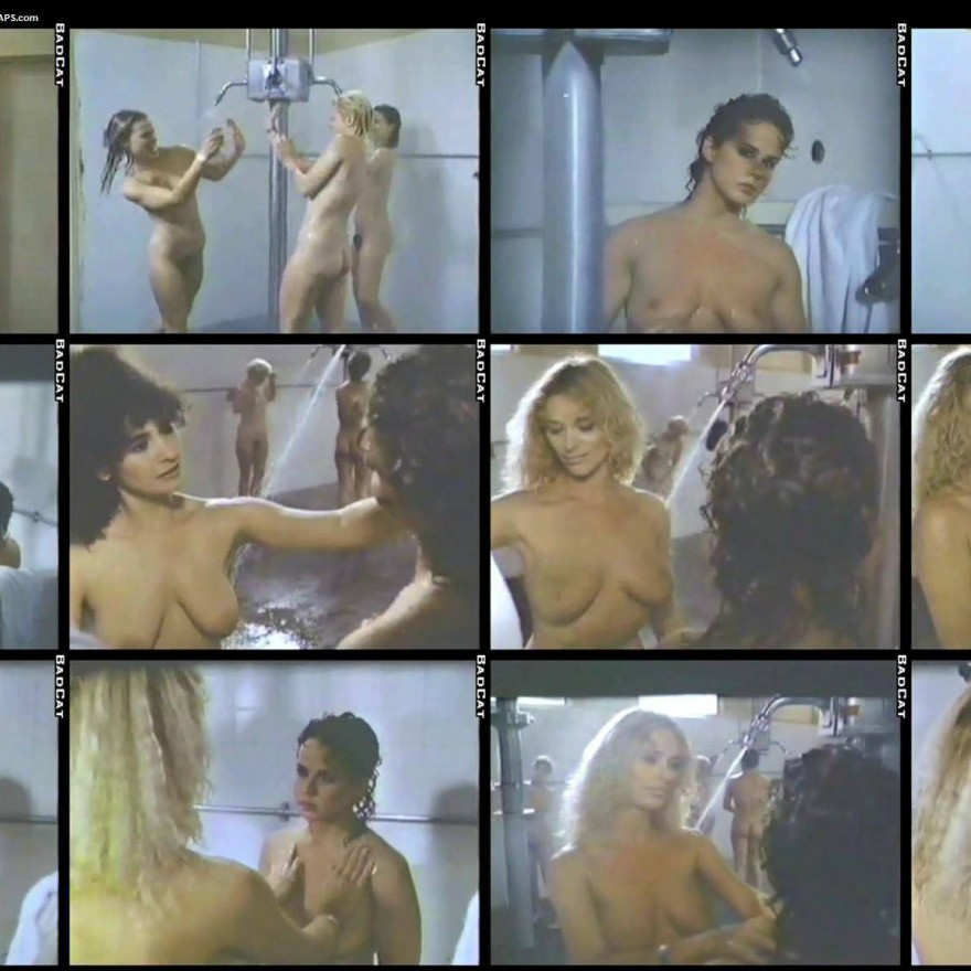 Paola naked nude ass