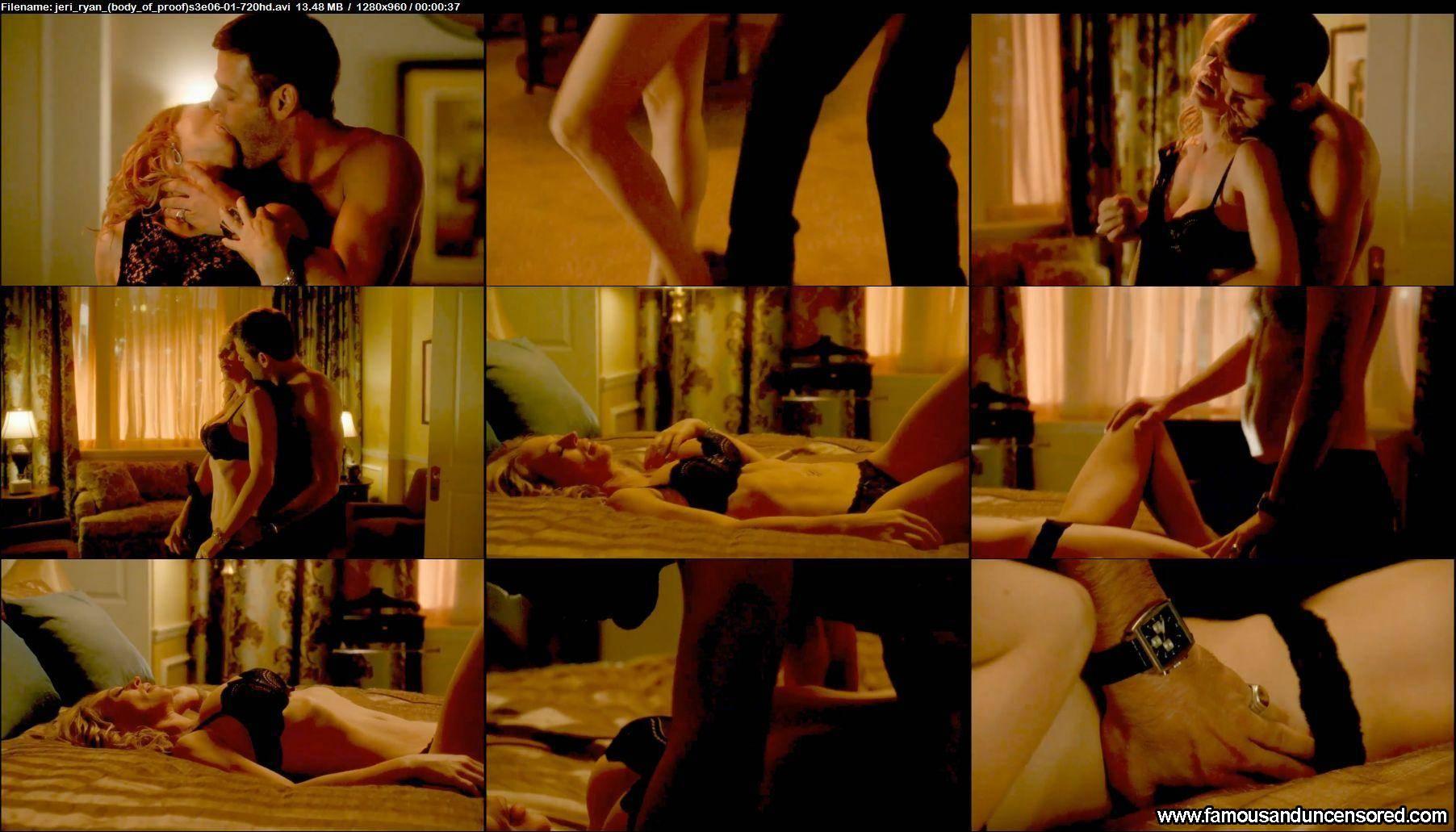 Jeri Ryan Sex Scene