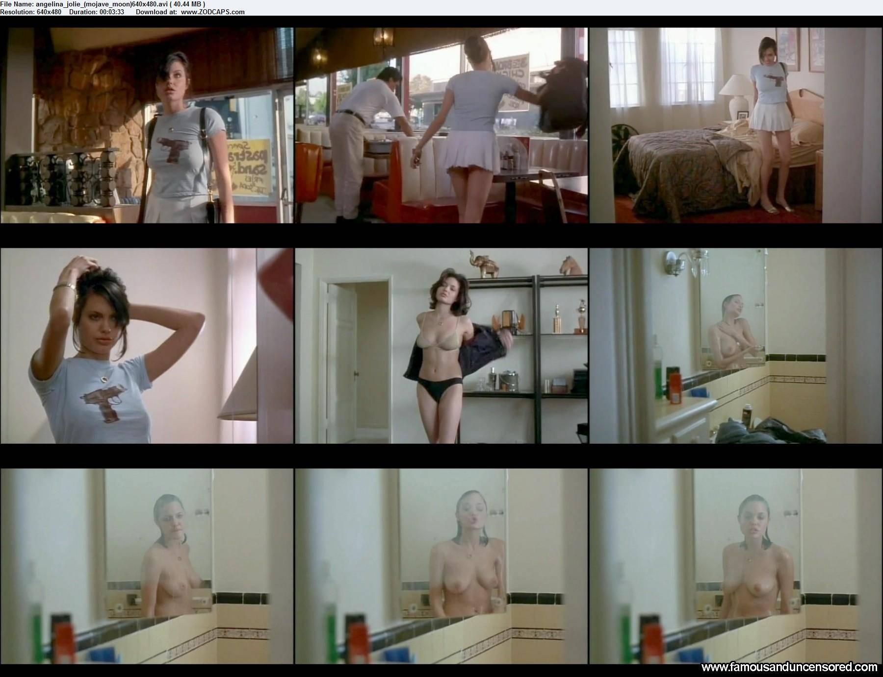Angelina Jolie Mojave Moon Nude angelina jolie mojave moon mojave moon beautiful celebrity