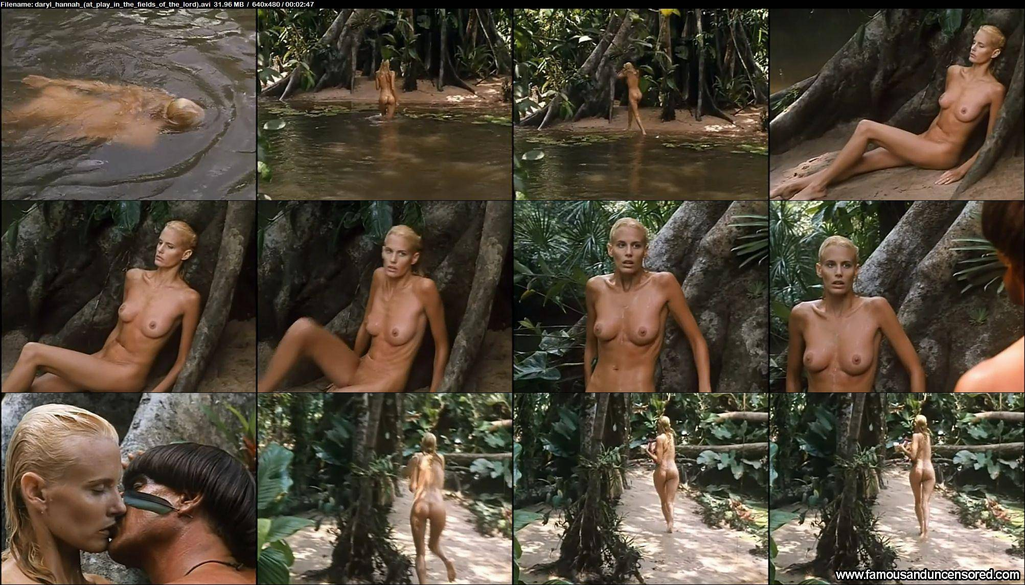 young-daryl-hannah-topless