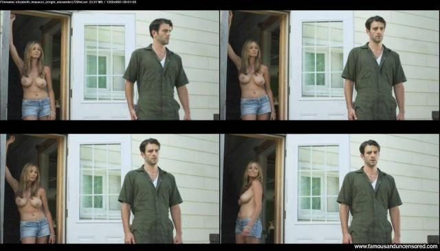 Elizabeth Masucci Virgin Alexander Sexy Nude Scene Beautiful Celebrity