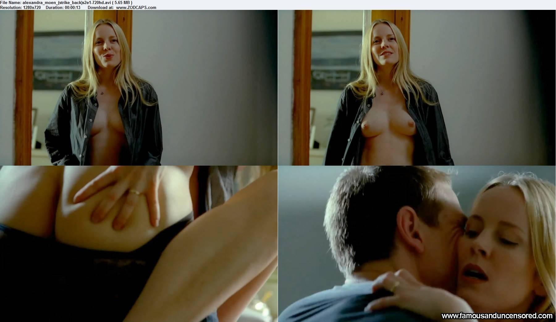 Alexandra moen naked