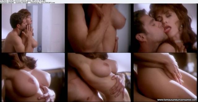 Rochelle swanson breasts, butt scene in hard bounty