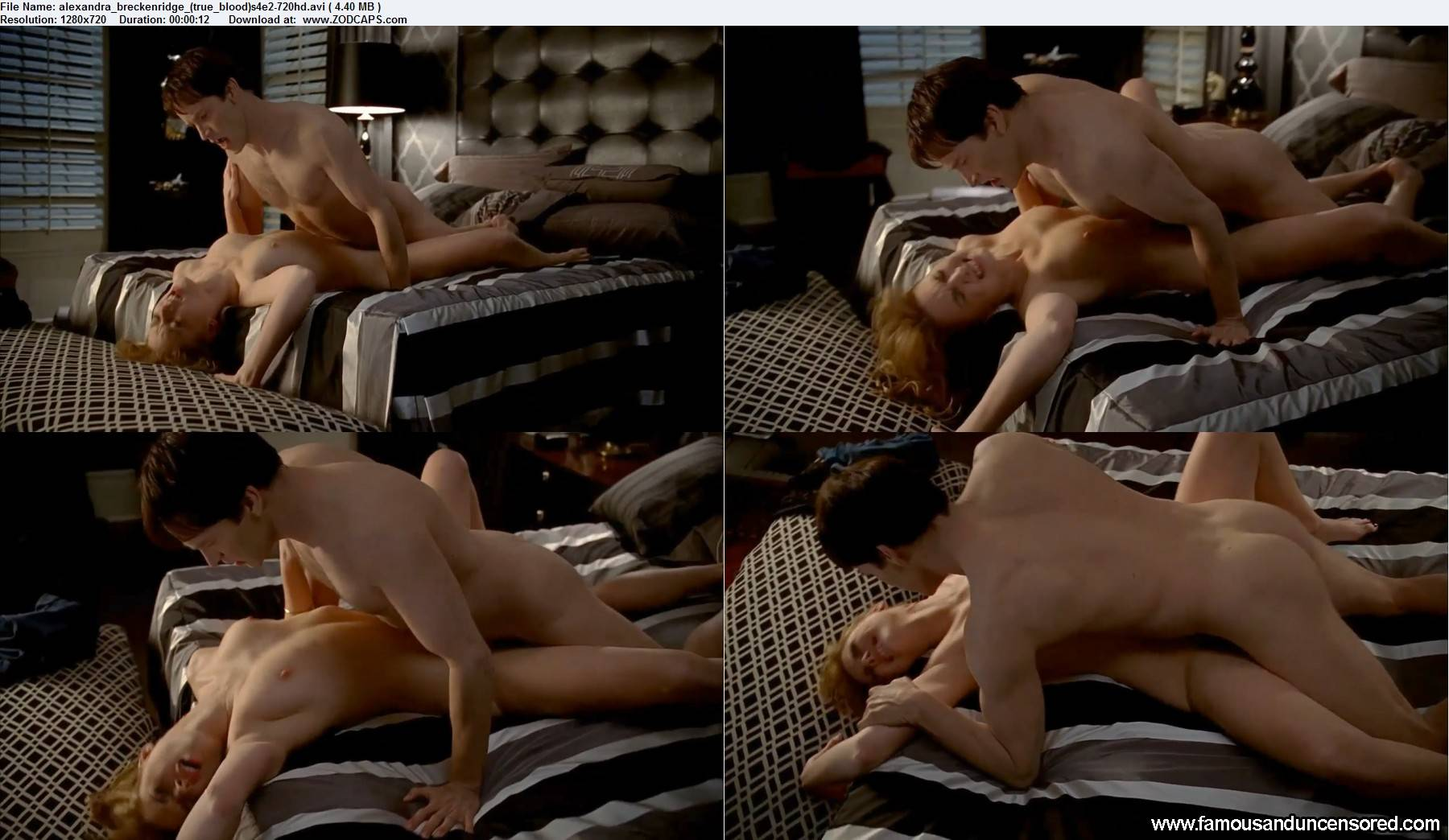 Alexandra breckenridge true blood sex
