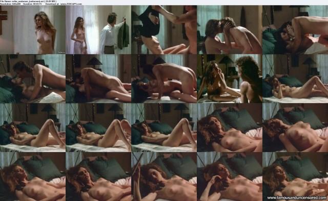 Erika Anderson Zandalee Sexy Beautiful Celebrity Nude Scene