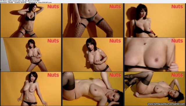 Sophie Howard Nuts Photoshoot Celebrity Beautiful Sexy Nude Scene