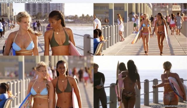 Elizabeth Mathis Blue Crush Sexy Beautiful Nude Scene Celebrity
