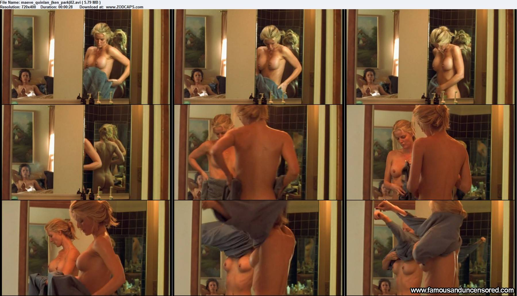 Maeve quinlan nude photos free pics