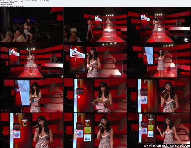 Katy Perry Grammys Sexy Nude Scene Celebrity Beautiful