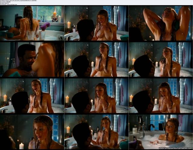 Jessica Pare Hot Tub Time Machine  Sexy Nude Scene Beautiful Celebrity