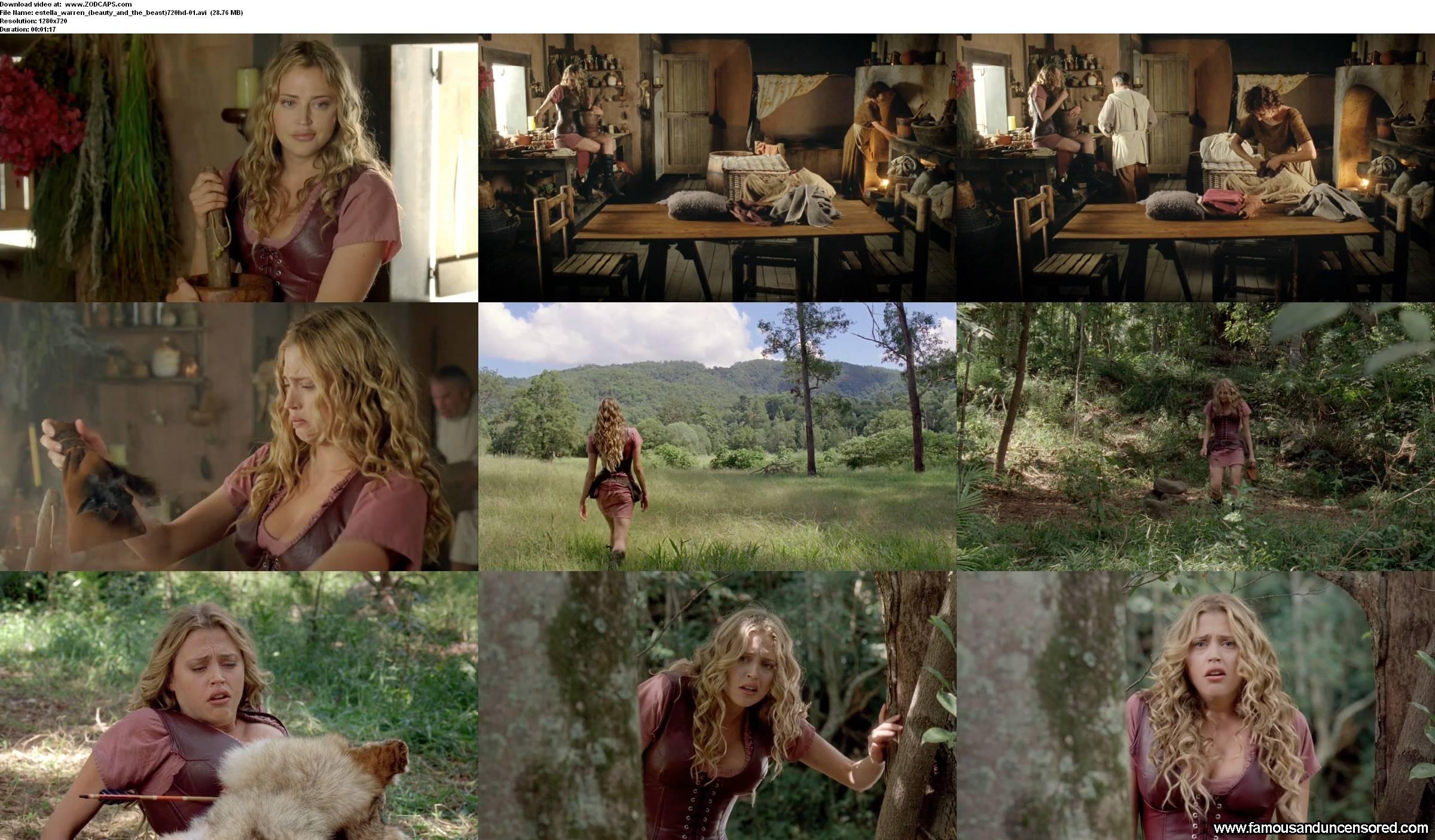 Estella warren fakes xxx - Estella warren nude sexy scene beauty and the  beast jpg 2400x1406