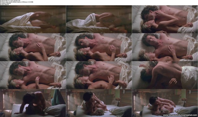 Patsy Kensit Lethal Weapon Sexy Celebrity Nude Scene Beautiful