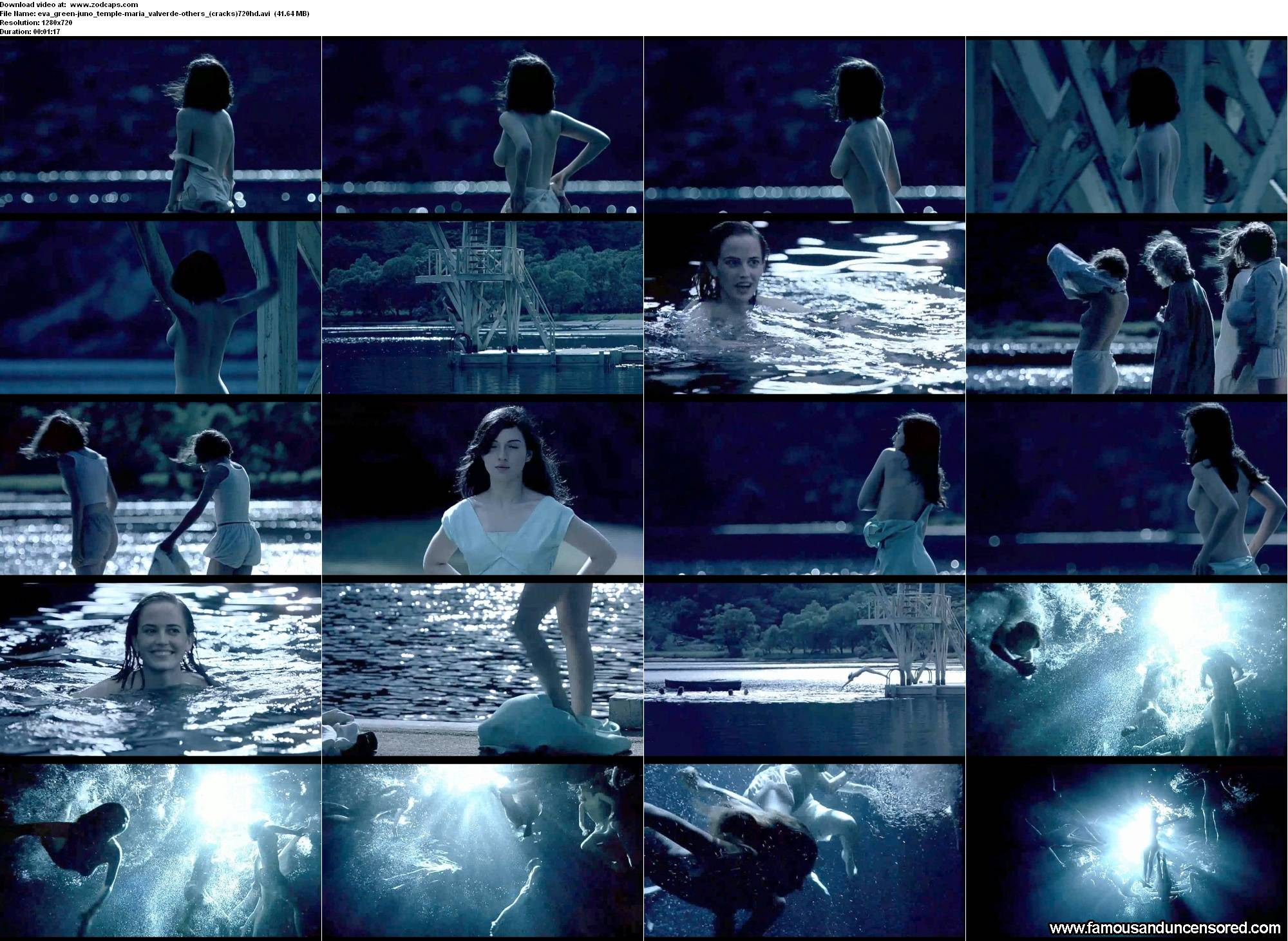 image Eva green nude in 300 rise of an empire Part 9