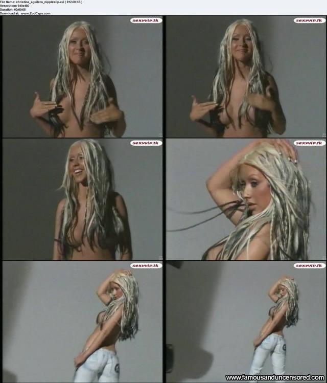 Christina Aguilera Photoshoot Nude Scene Celebrity Sexy Beautiful