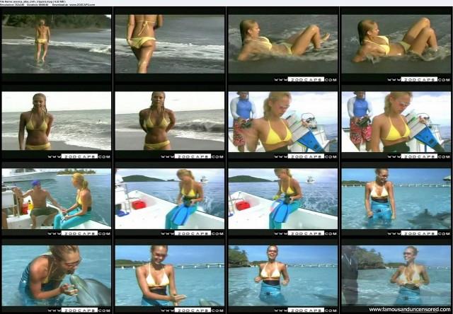 Jessica Alba Mtv Trippin Beautiful Nude Scene Celebrity Sexy