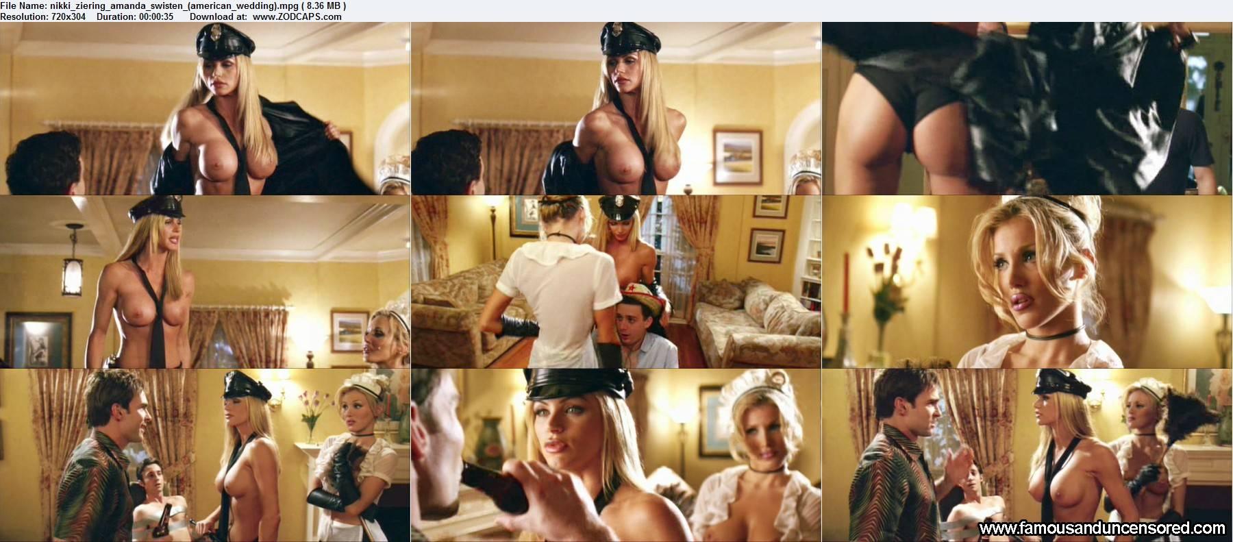 American Wedding Nude Scenes nikki ziering american wedding american wedding beautiful