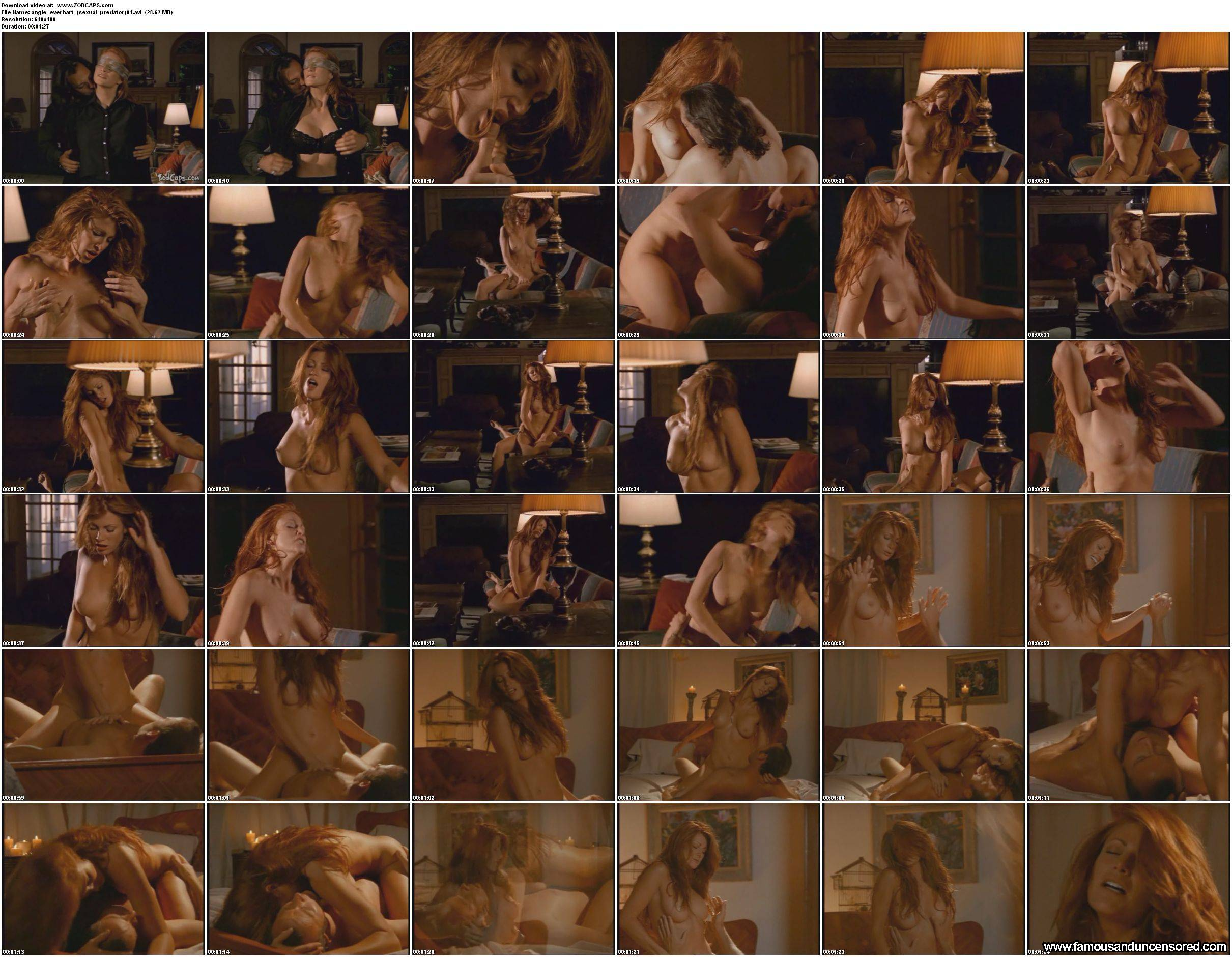 Angie Everhart Nude Sexy Scene in Sexual Predator Celebrity Photos and ...: www.famousanduncensored.com/nitrovideo.com/galleries2/9237-angie...