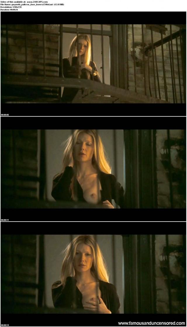 Gwyneth Paltrow Two Lovers Sexy Celebrity Nude Scene Beautiful