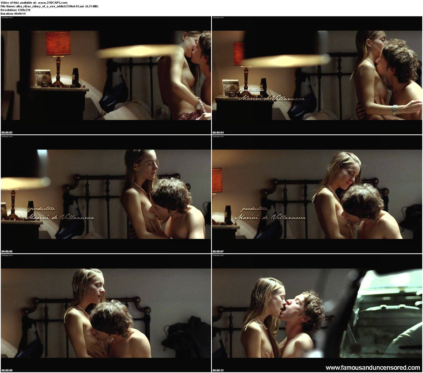 image Alba ribas nude sex scene in diario de una ninfomana movie