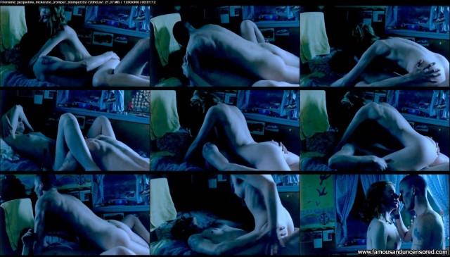 Jacqueline Mckenzie Romper Stomper Sexy Nude Scene Celebrity Beautiful