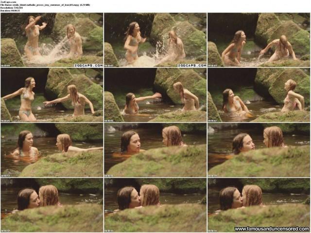 Nathalie Press My Summer Of Love Beautiful Nude Scene Sexy Celebrity