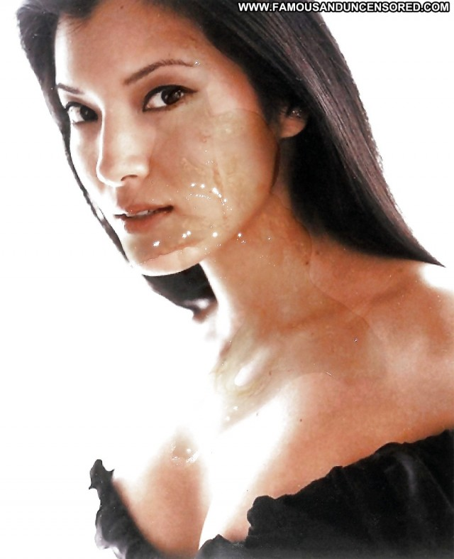 Kelly Hu Celebrity Asian Brunette