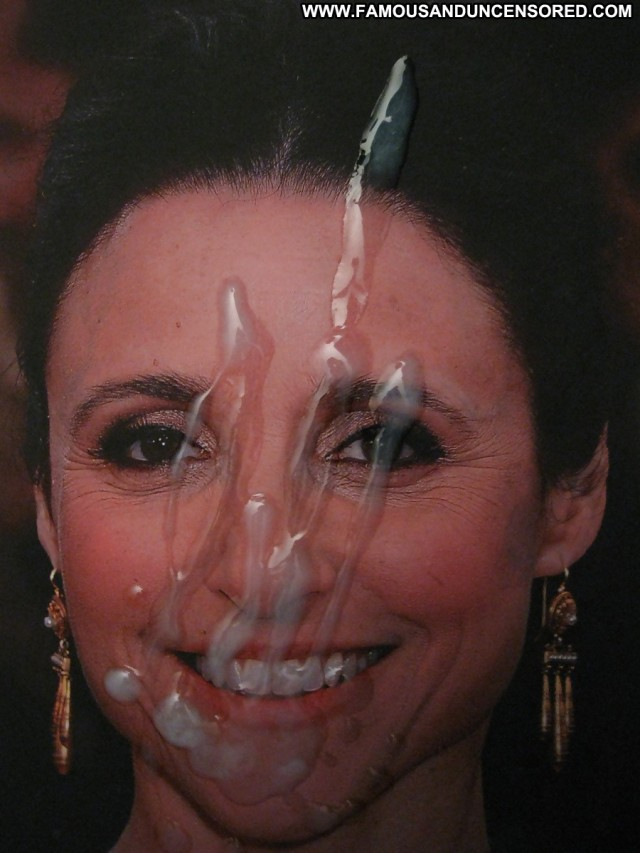 Julia Louis Dreyfus Masturbation Cumshot Milf Celebrity