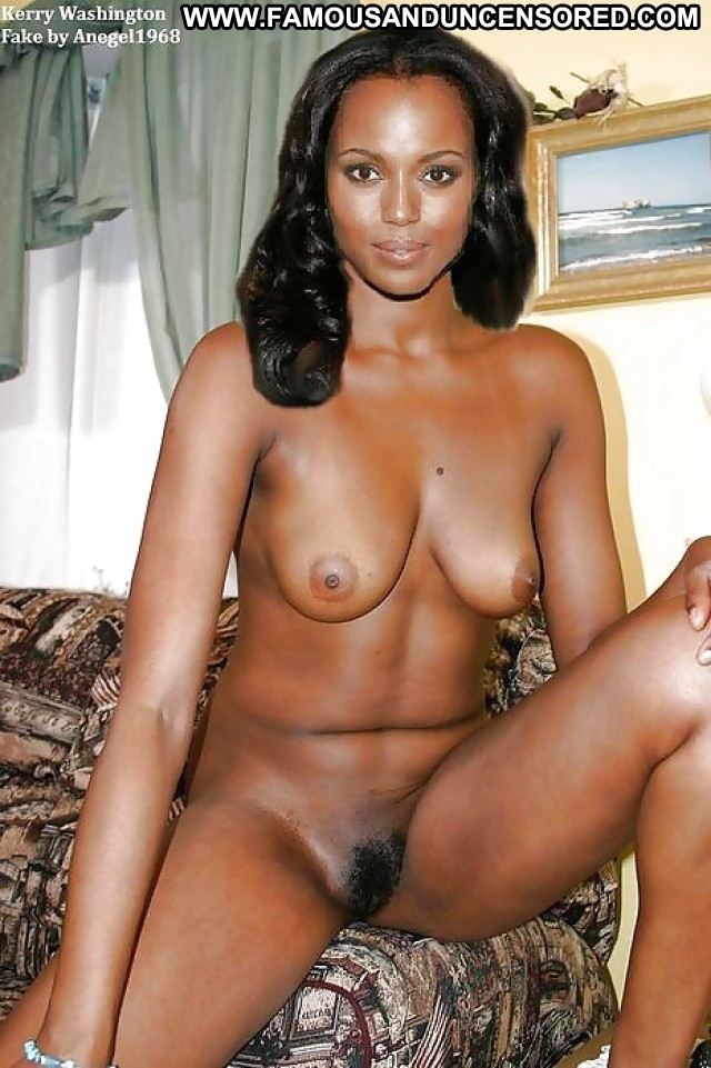 Kerry Washington Pictures Celebrity Ebony Milf Sexy Beautiful Actress