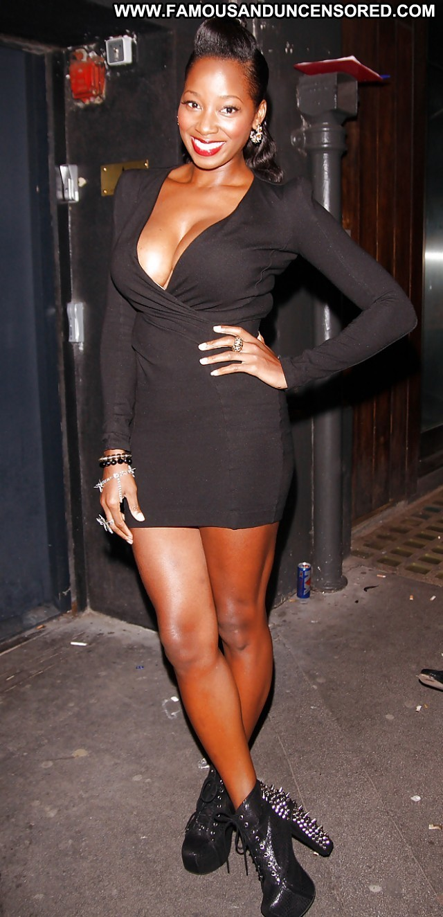 Jamelia Pictures French Maid Sea Ebony Singer Hot British Celebrity