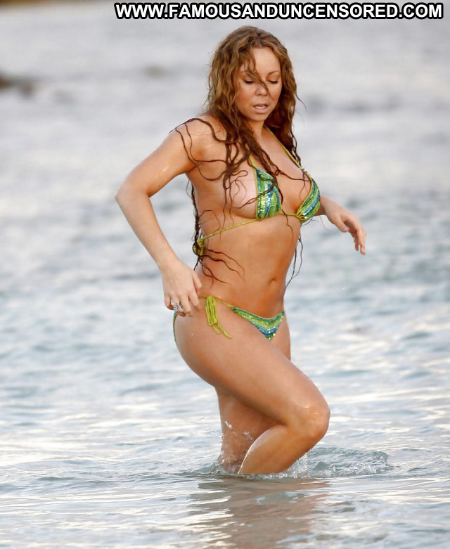 Mariah Carey Pictures Sea Ebony Hot Car Celebrity Babe
